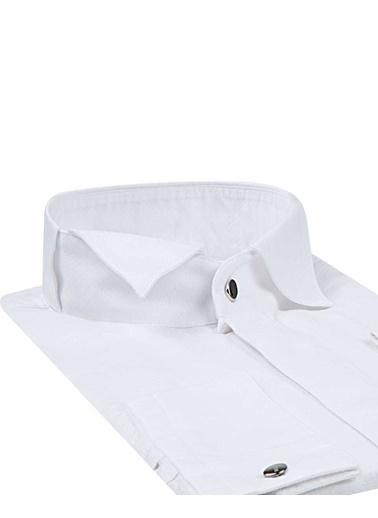 Tween Klasik Gömlek Beyaz